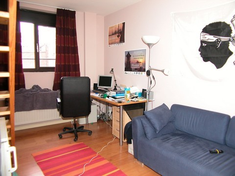 A nice big room in the center of Antwerp | University dorm Antwerp
