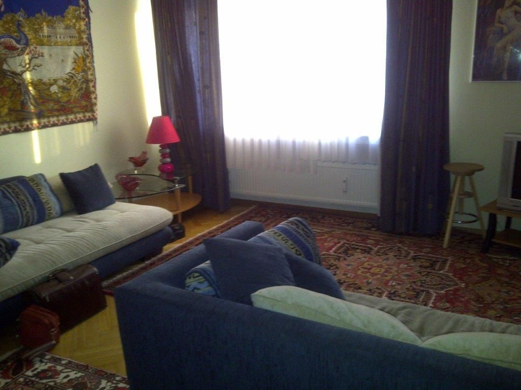 Nice Furnished Apartment 5 Min To Luxembourg Center