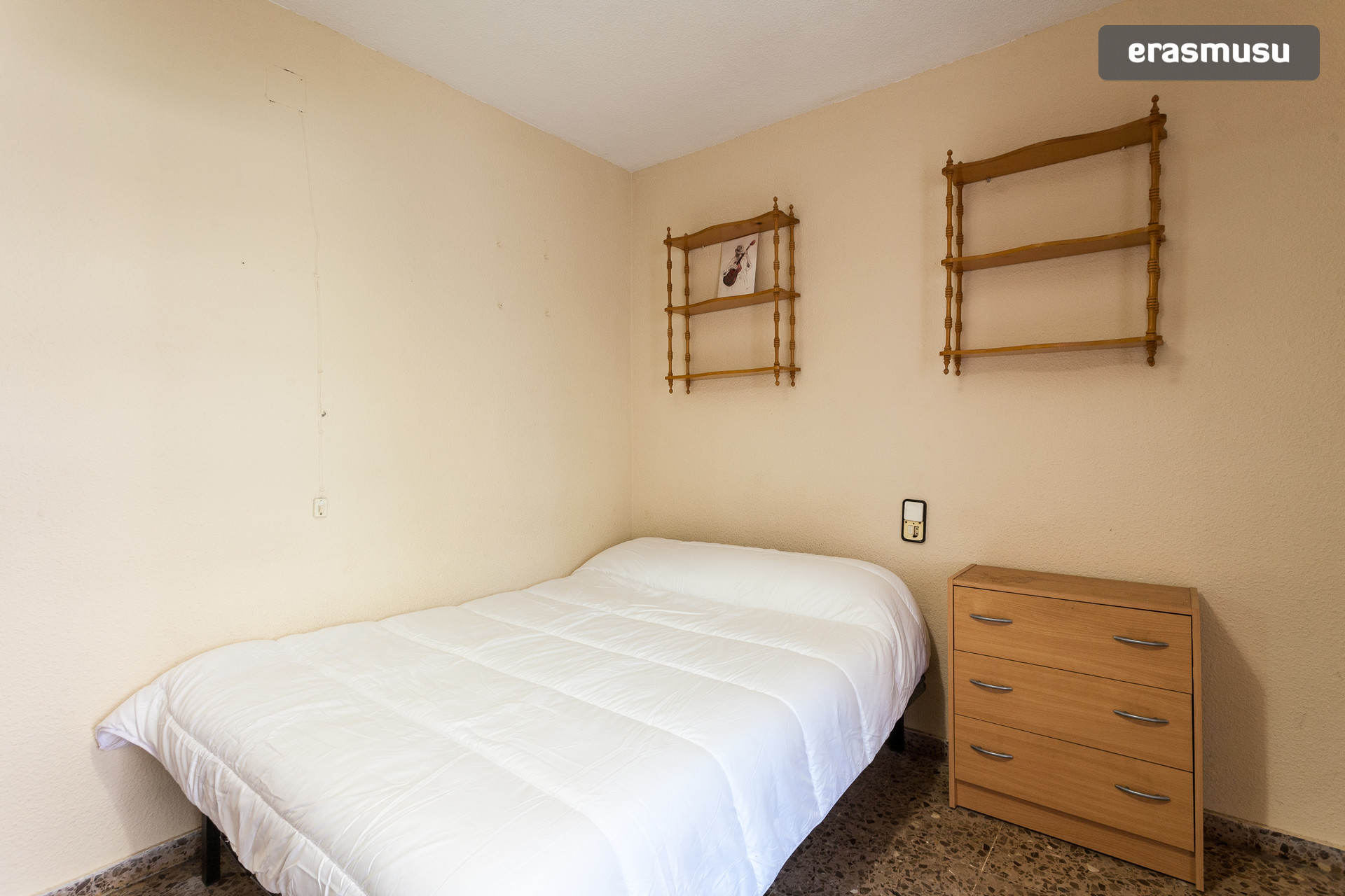 Nice Private Room With Double Bed Private Balcony Room
