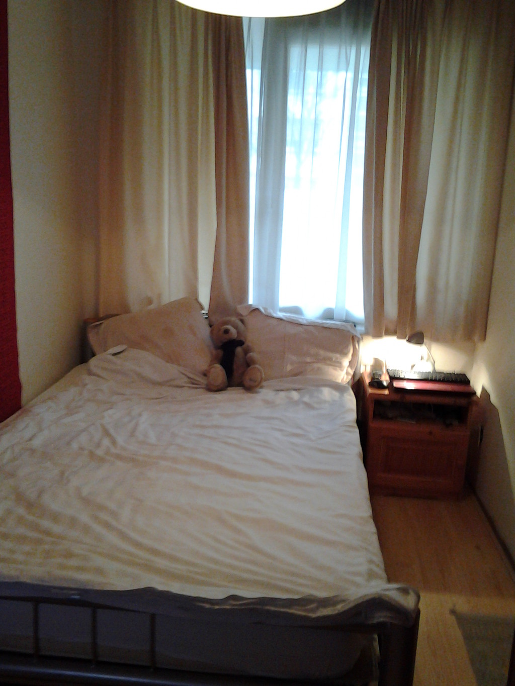 Nice room in 2 bedroom apartment close to rembrandt park for Nice bedrooms