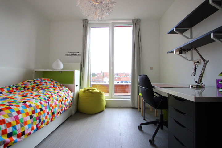 NIce single room in a student house centrally located near VUB-ULB ...
