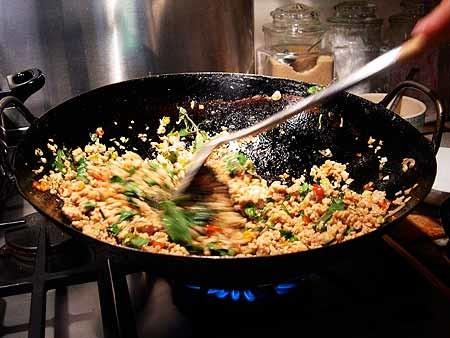 Noodles and Vegetables