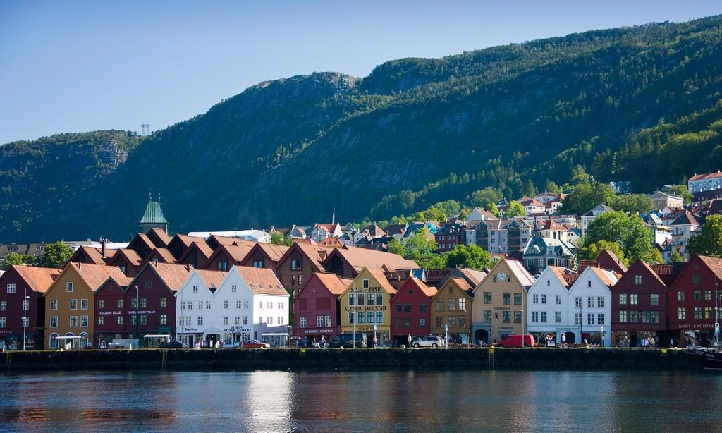 Noruega e Frozen