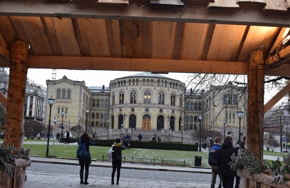 Noruega nostálgica: otro cielo en la tierra