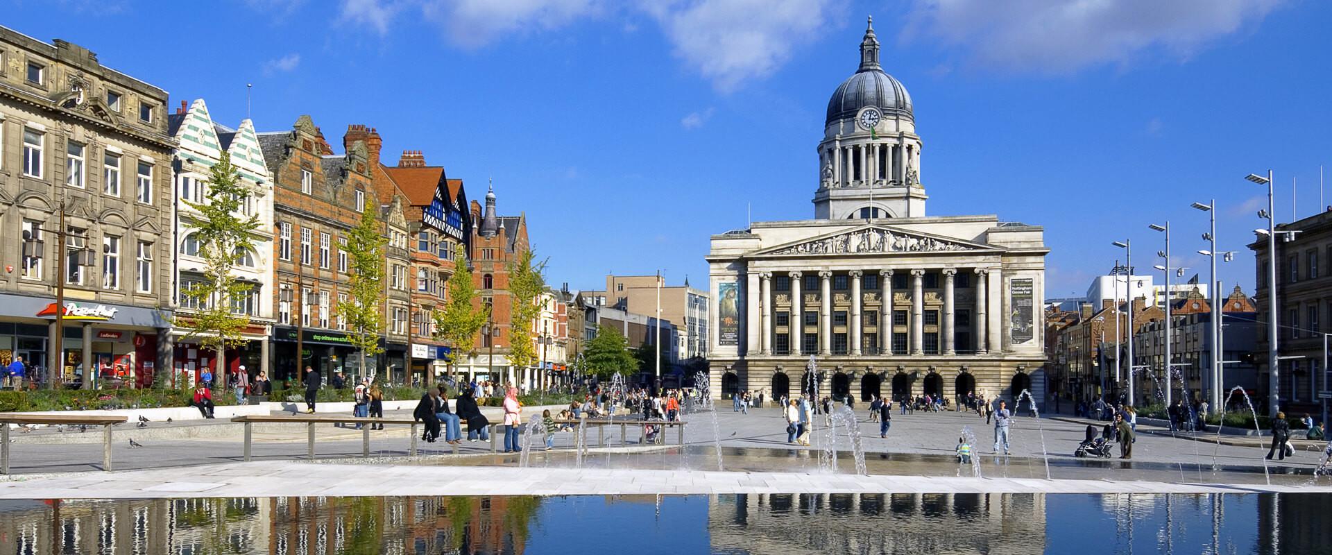 Nottingham Trent University & Nottingham Trent University | Erasmus experience Nottingham