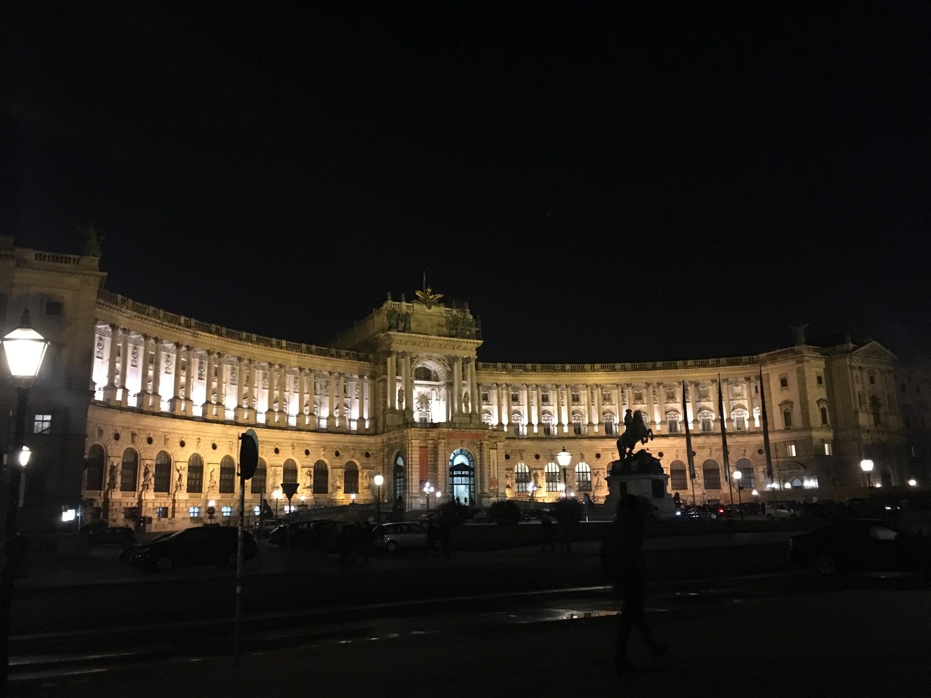 November in Vienna