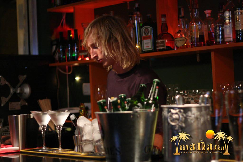O melhor bar de Cocktail e o melhor ponto de encontro internacional no coração de Málaga