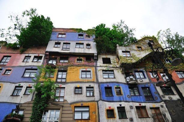 O melhor de Viena: Hundertwasserhaus