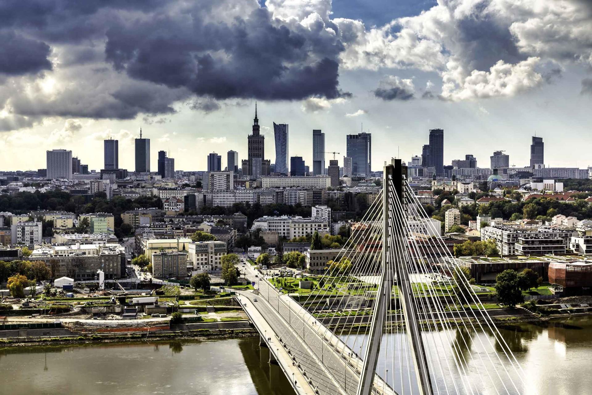 O meu Erasmus em Varsóvia, Polónia por Y.