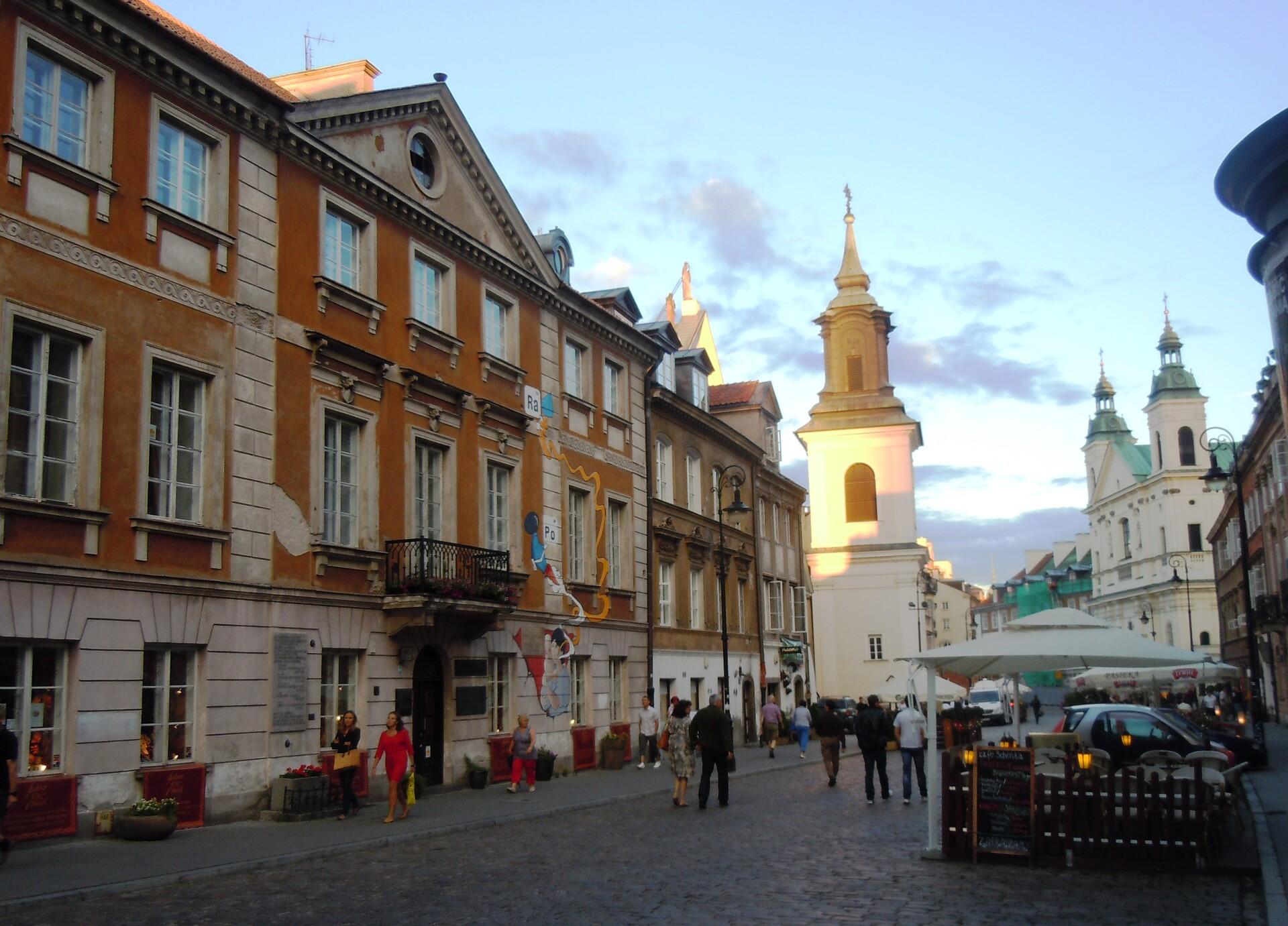 O que ver em Varsóvia em três dias