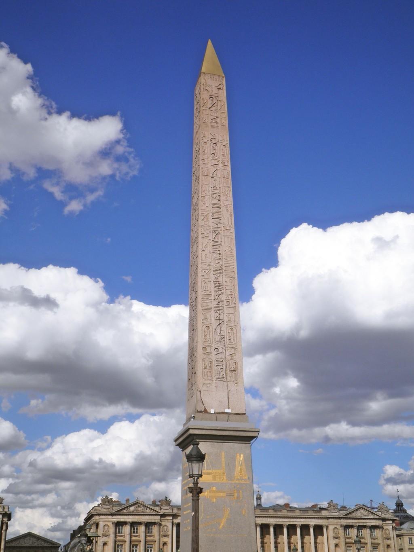 Plaza De La Concordia obelisco de la plaza de la concordia   erasmus photo paris