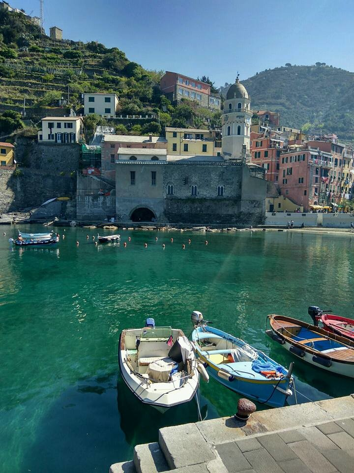 Odkrywając Cinque Terre