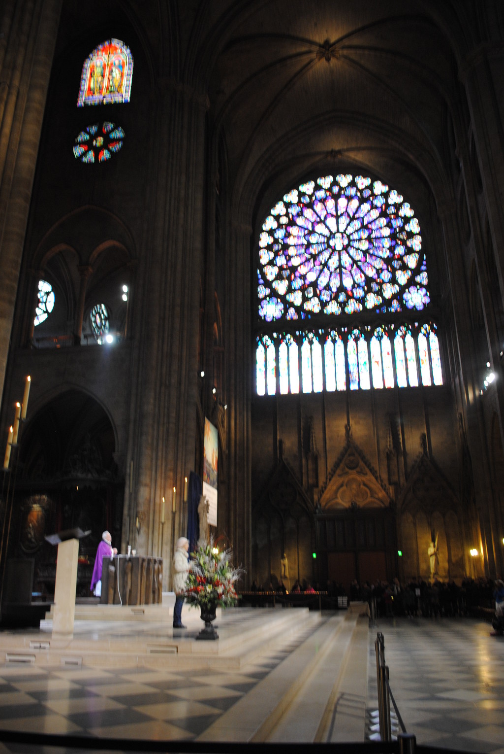 One of the most famous Gothic cathedrals in the world