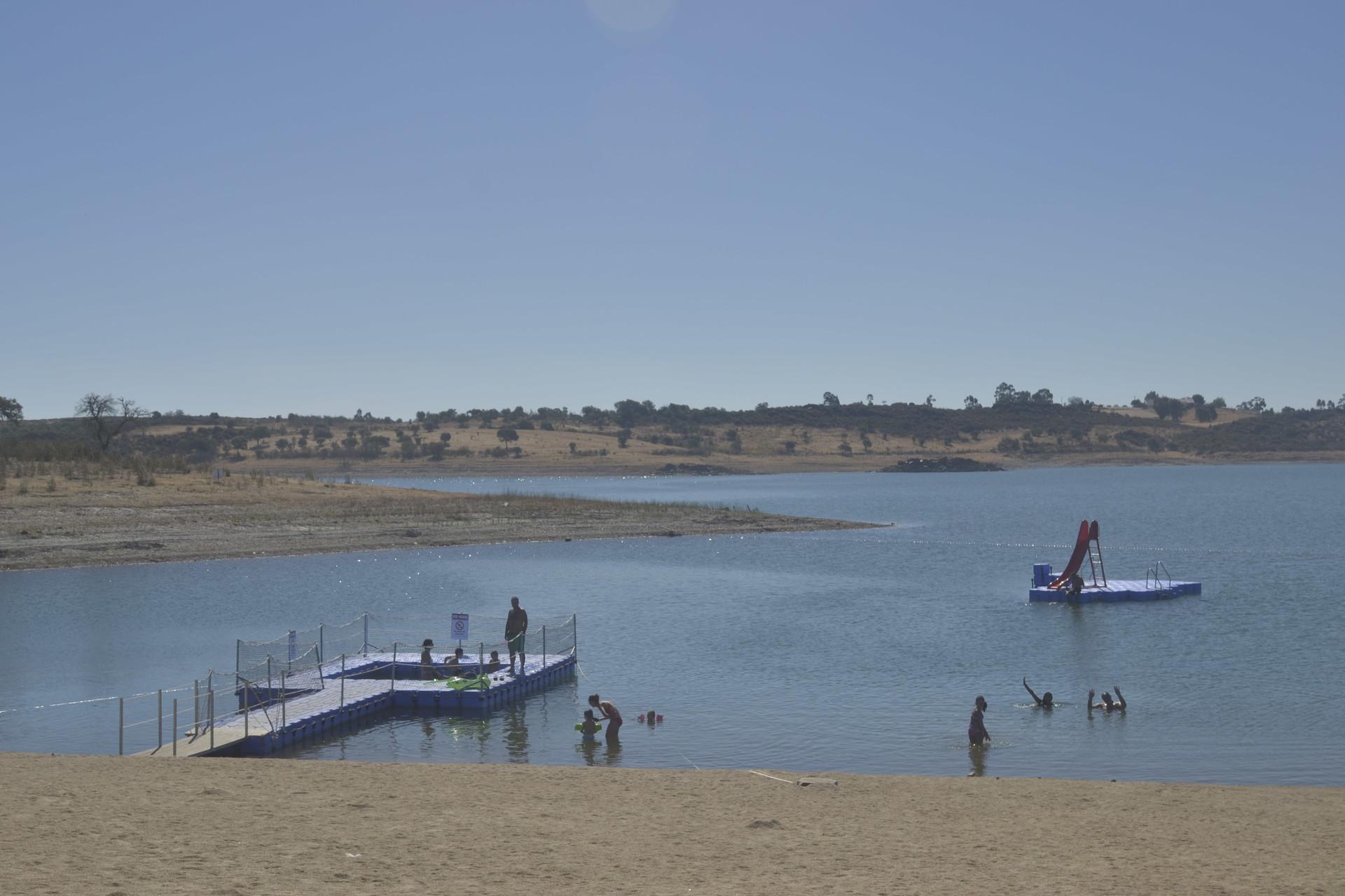 One River Beach at a Time - Beach 6