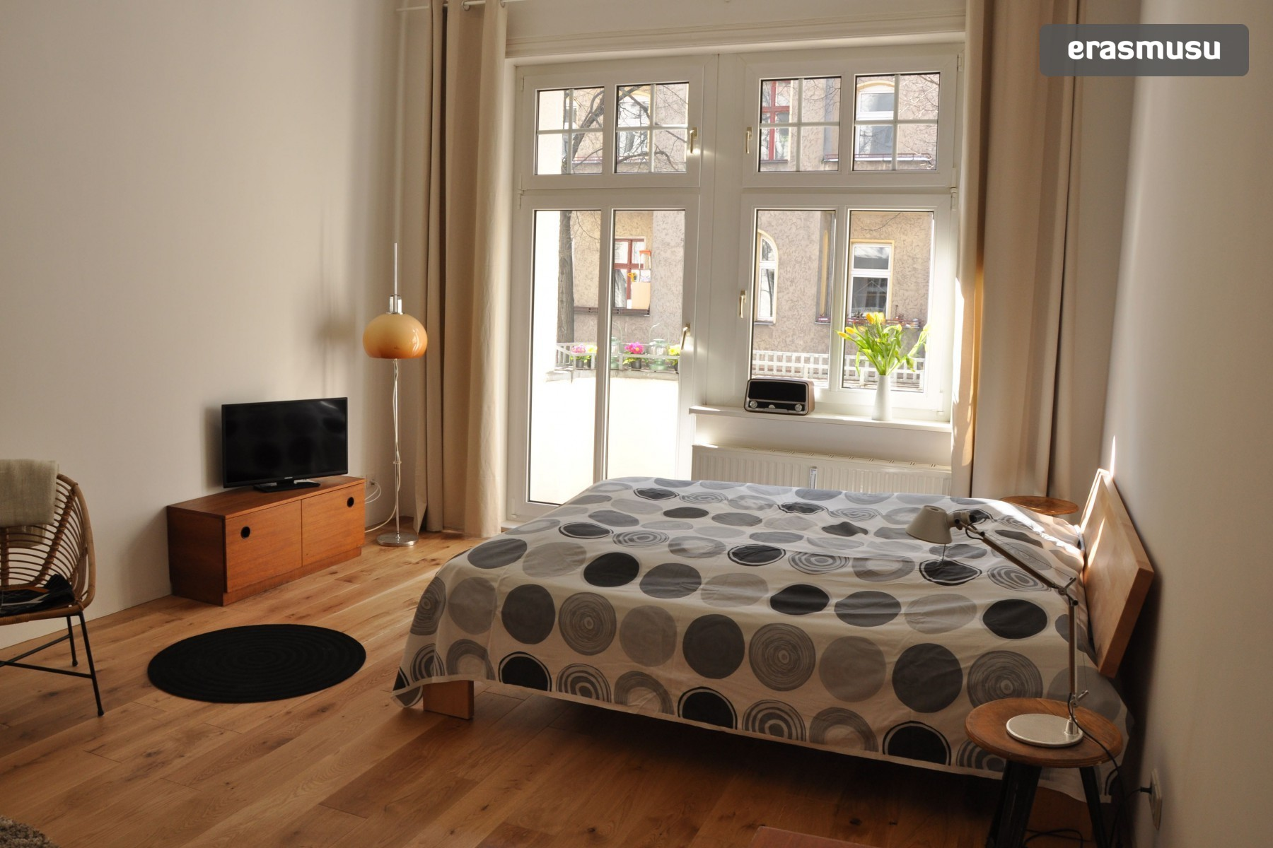 One-room apartment with balcony | Flat rent Berlin