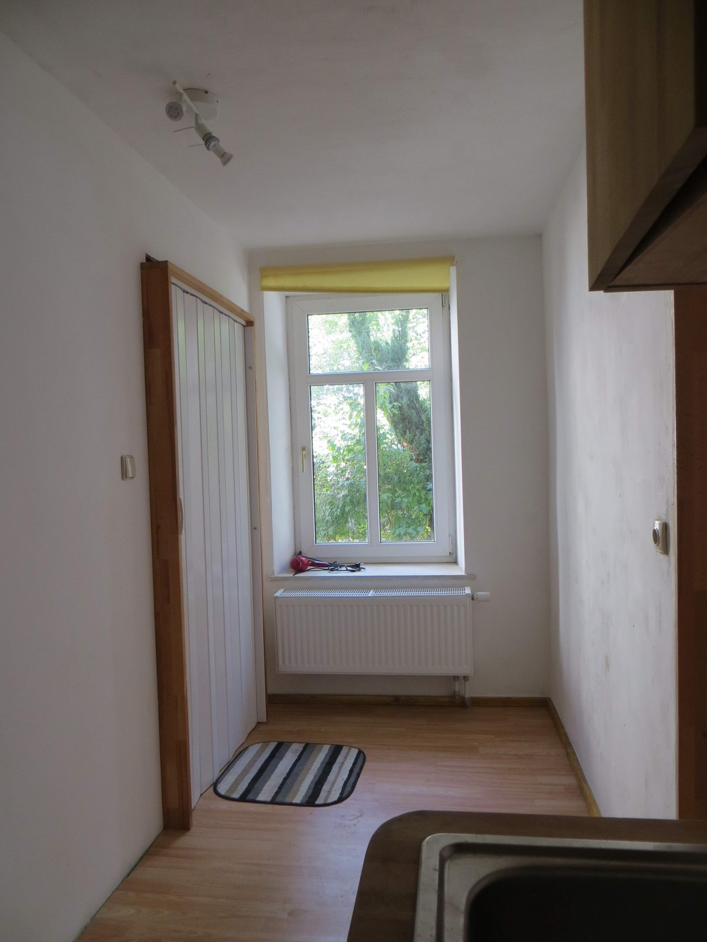 One Small Ground Floor Flat In Old House In Salzburg