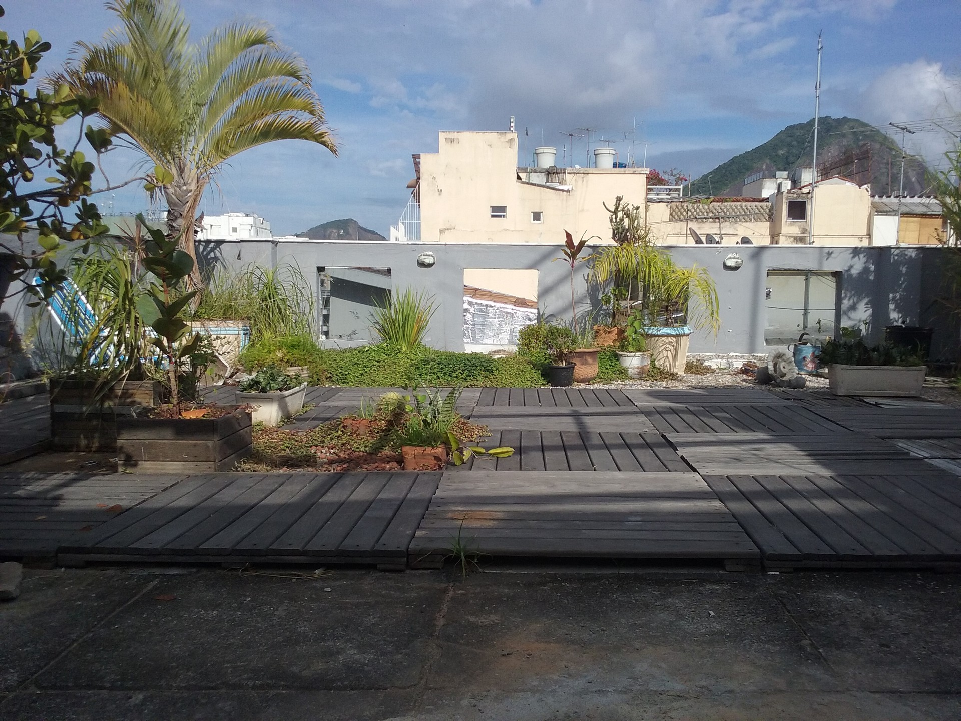 One square from the beach of copacabana/duplex three bedrooms