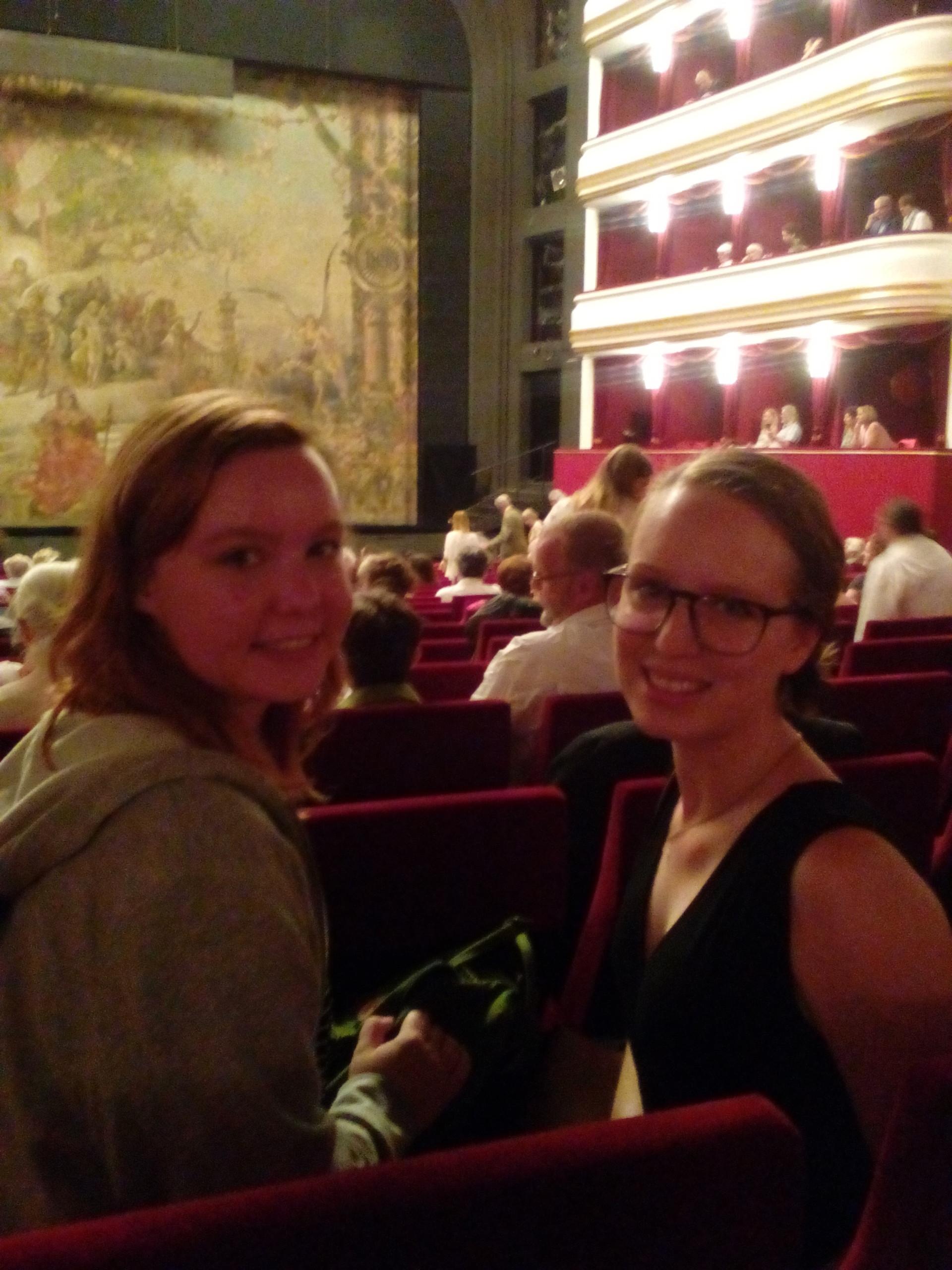 Ópera en Viena