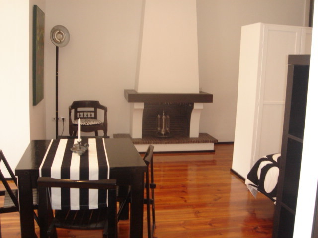 Original black and white studio in Porto