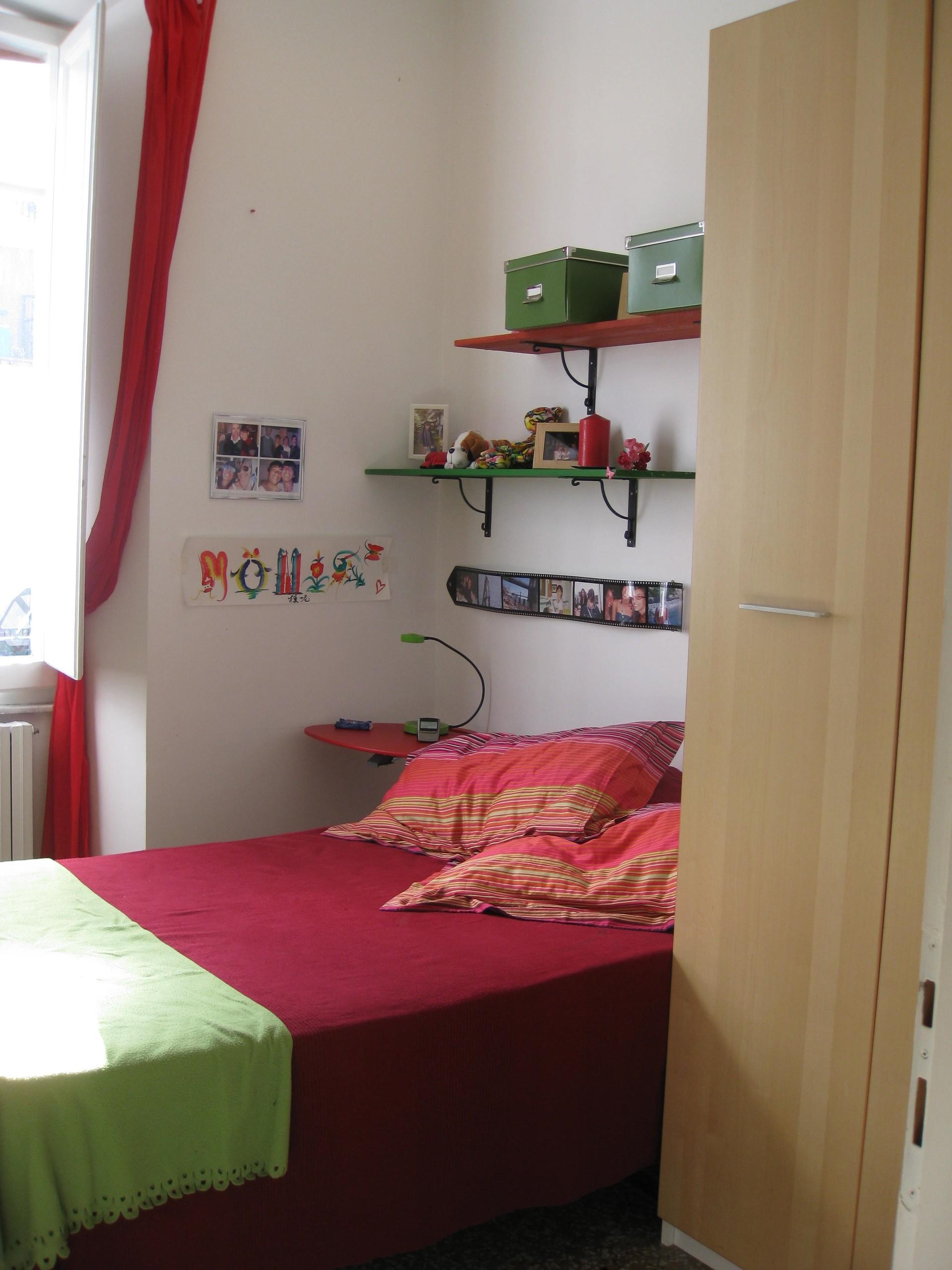Ostiense roma tre stanze singole con letto ad una piazza e mezza in appartamento da condividere - Letto tre piazze ...
