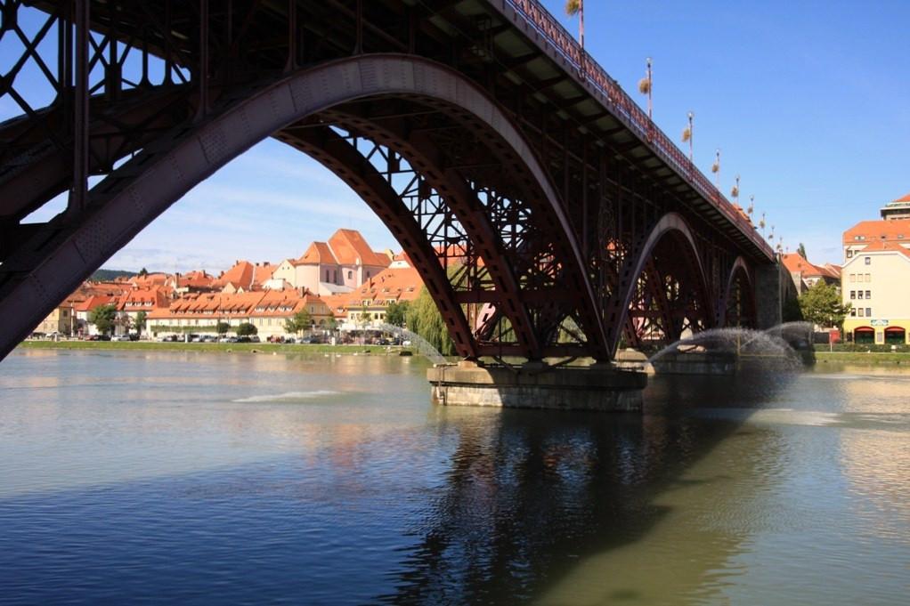 Ótimo lugar para ficar em Maribor