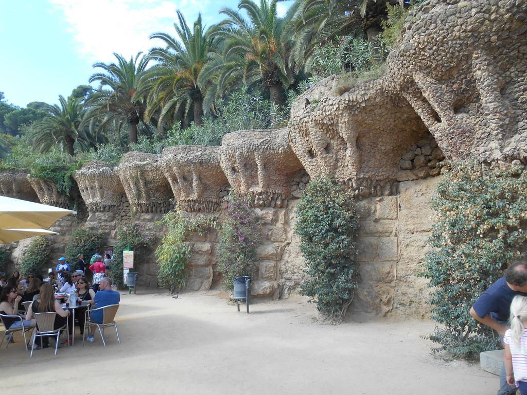 Otra obra maestra de Gaudí