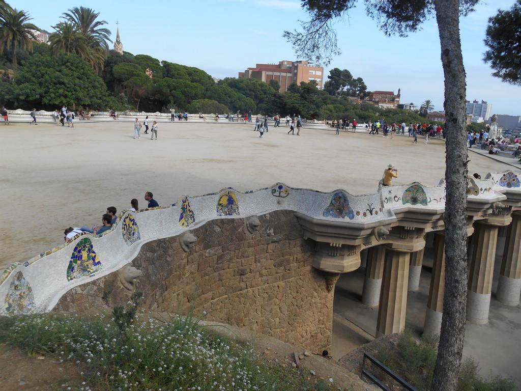 Outra obra-prima de Gaudí