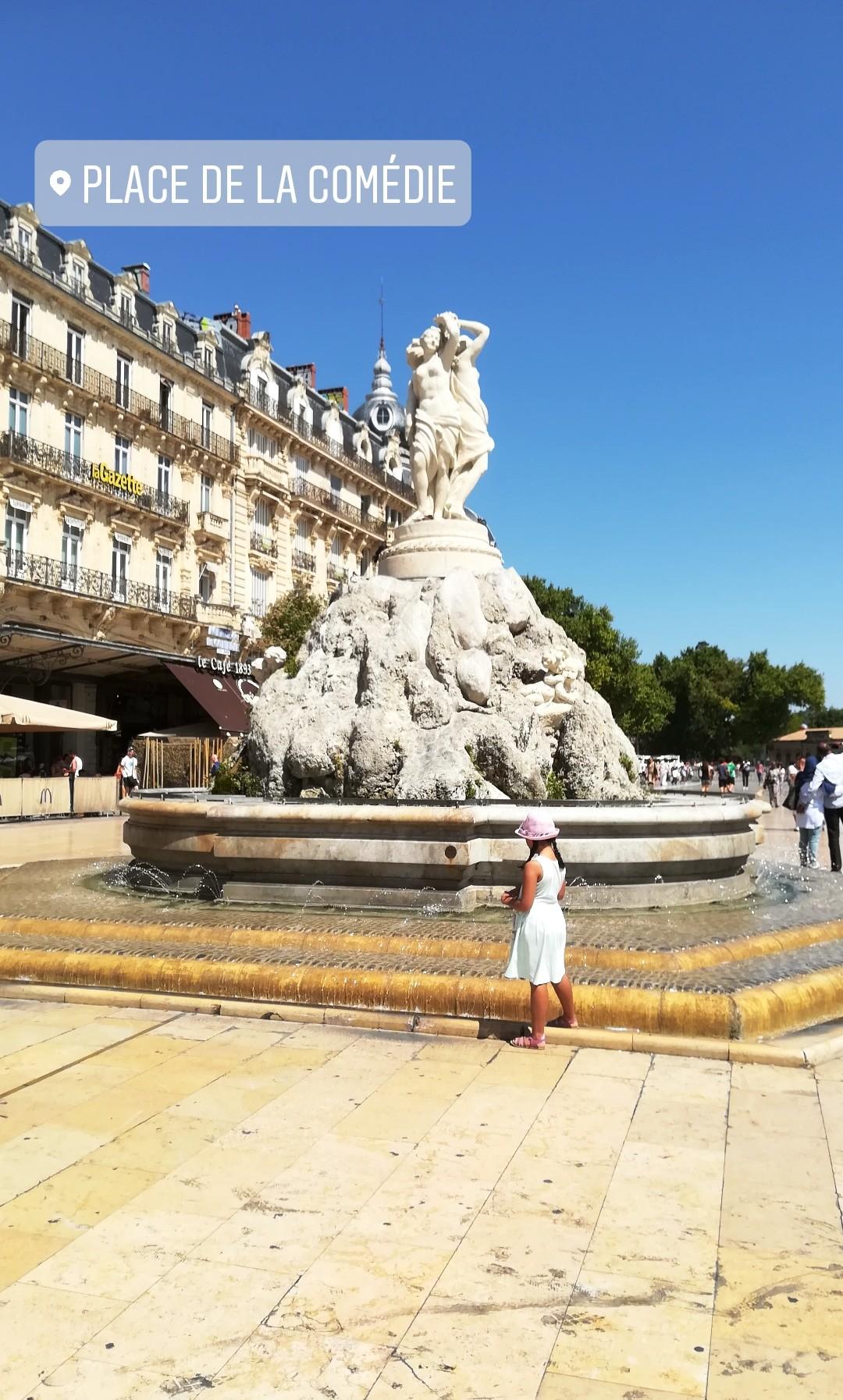 Pablo's Erasmus experience in Montpellier, France