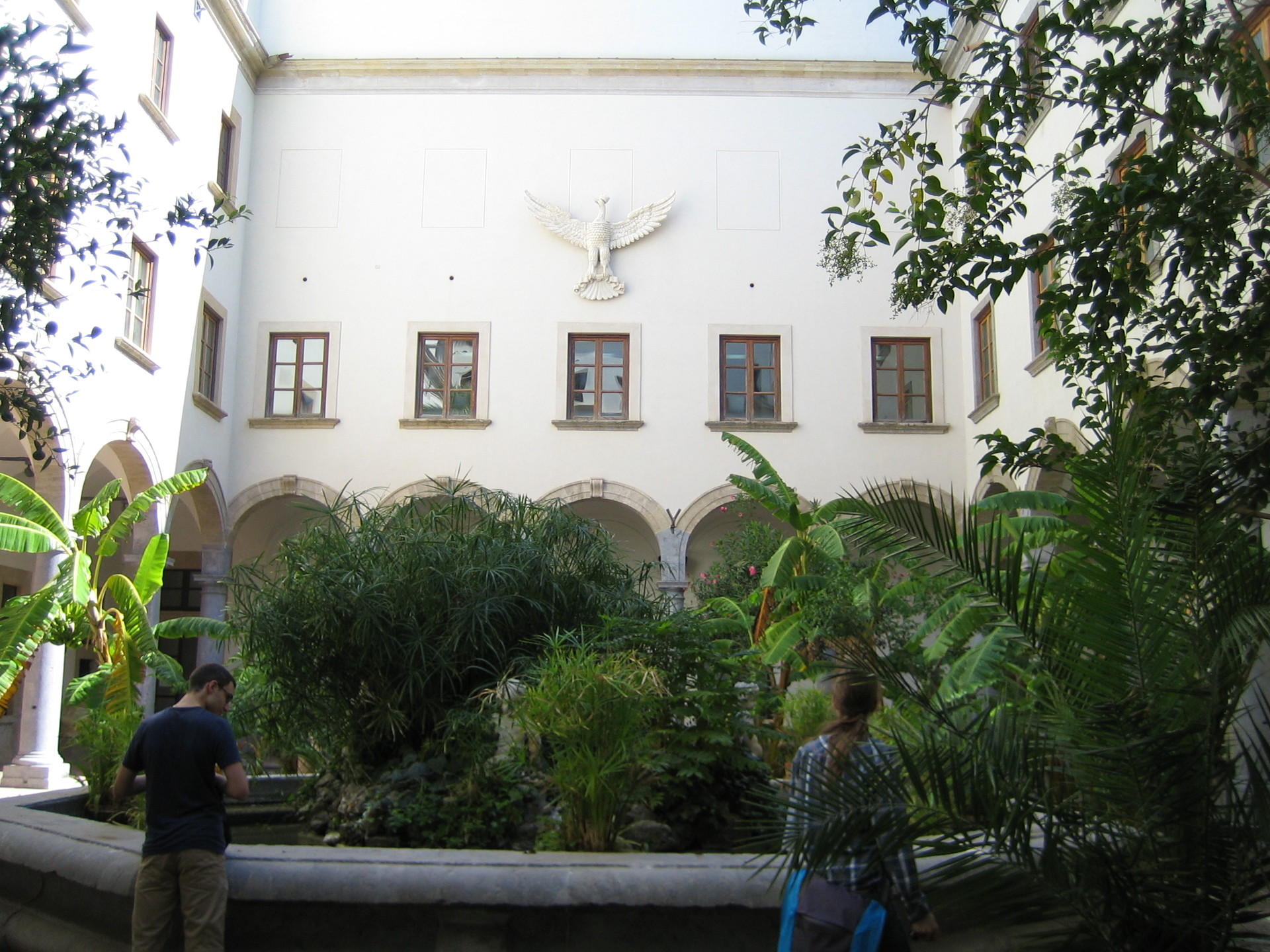 Palermo Museum: Introduction