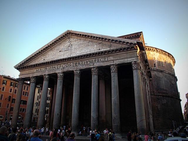 Panteón y Obelisco della Minerva