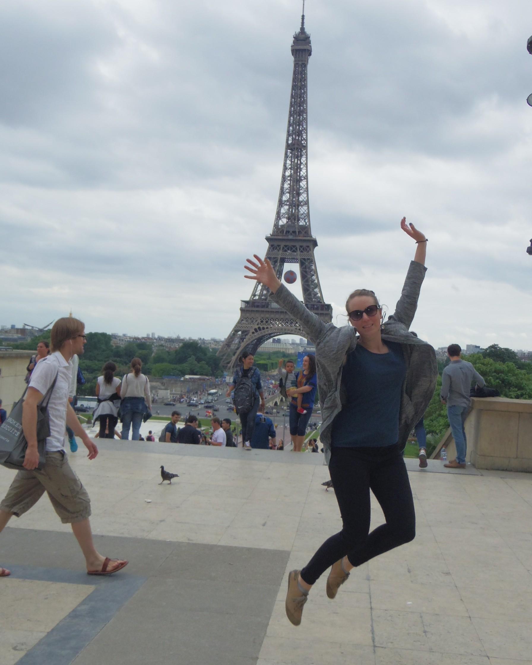 Parigi: amore a prima vista