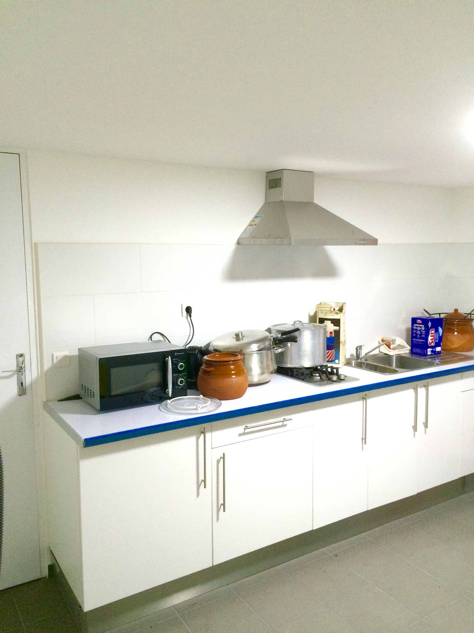 Paris : Bedroom Bathroom Kitchen In Paris | Rent studios Paris