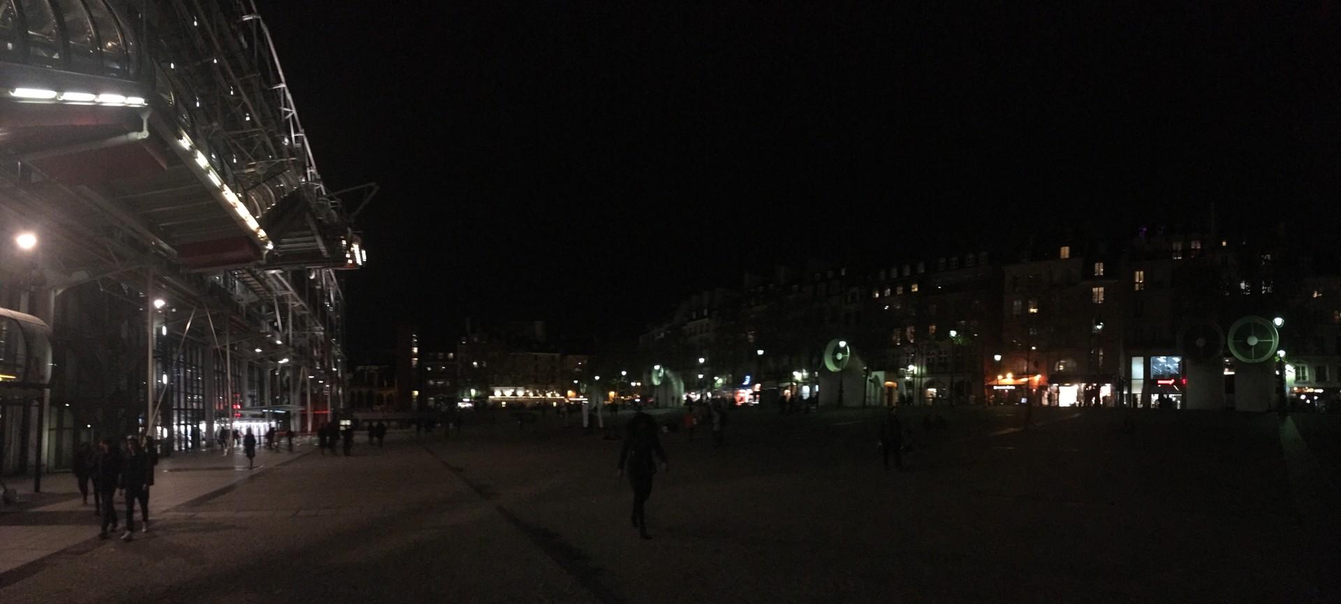 Paris contemporaine