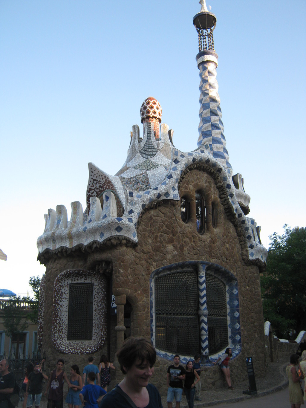 Park Güell and Bunkers