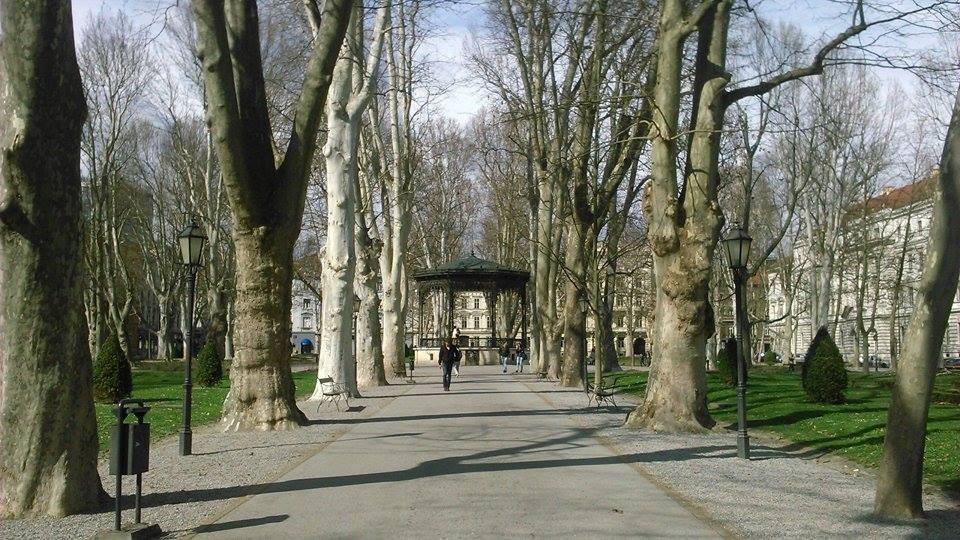 Park Zrinjevac What To Do In Zagreb