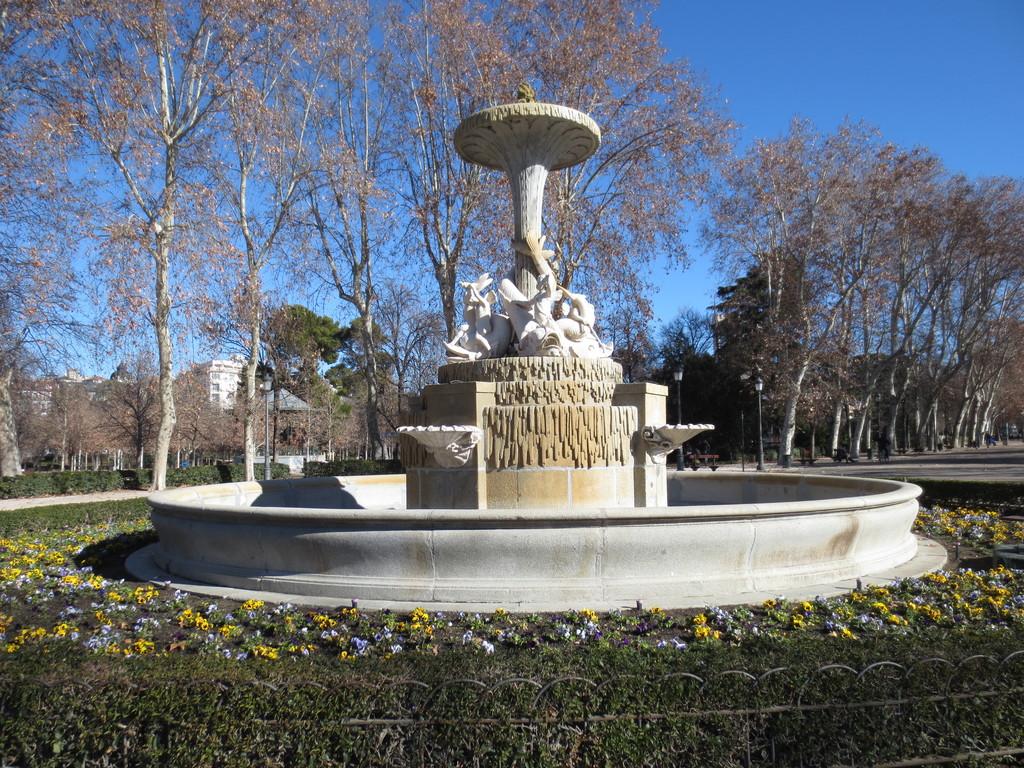 Parque do Retiro!