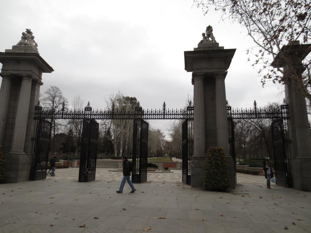 Parque del Retiro | What to see in Madrid