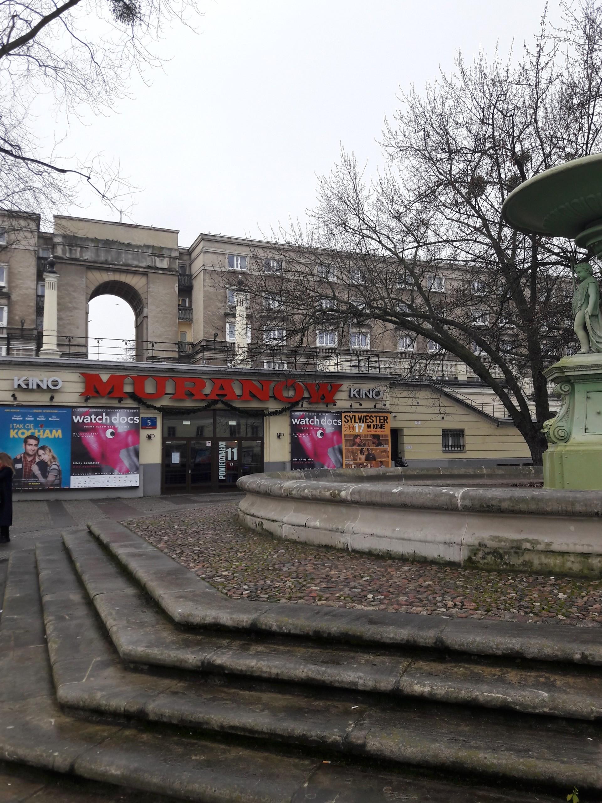 Partir en Erasmus à Varsovie