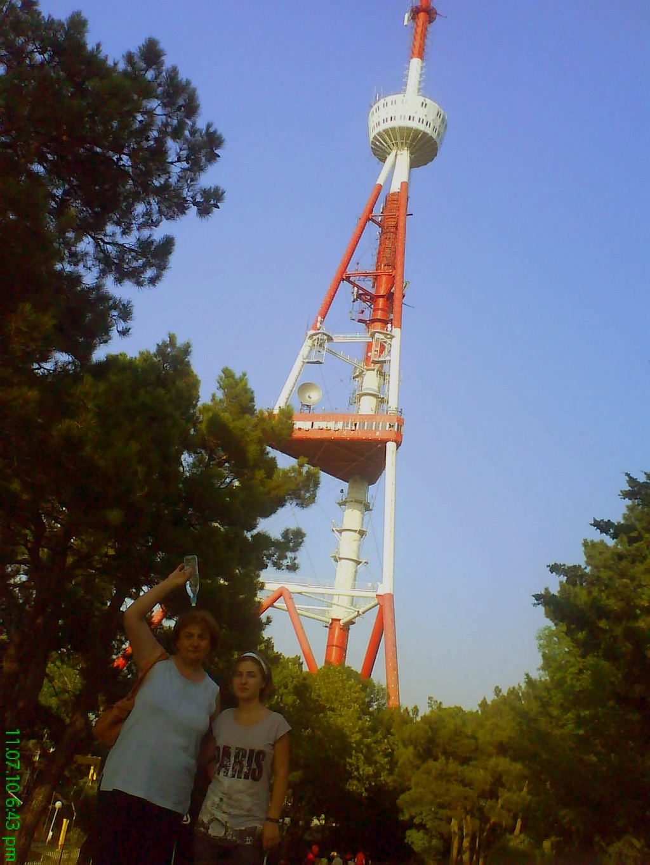 Pasar un día en Mtatsminda Park