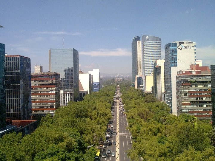Paseo de la Reforma   Foto Erasmus México, D.F. - photo#8