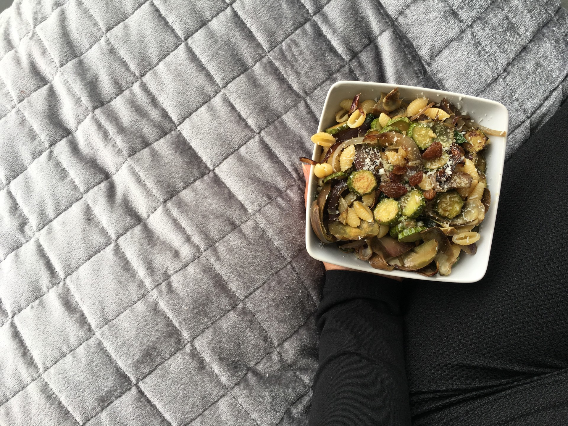 Pasta with artichokes and courgettes erasmus recipes pasta with artichokes and courgettes forumfinder Choice Image