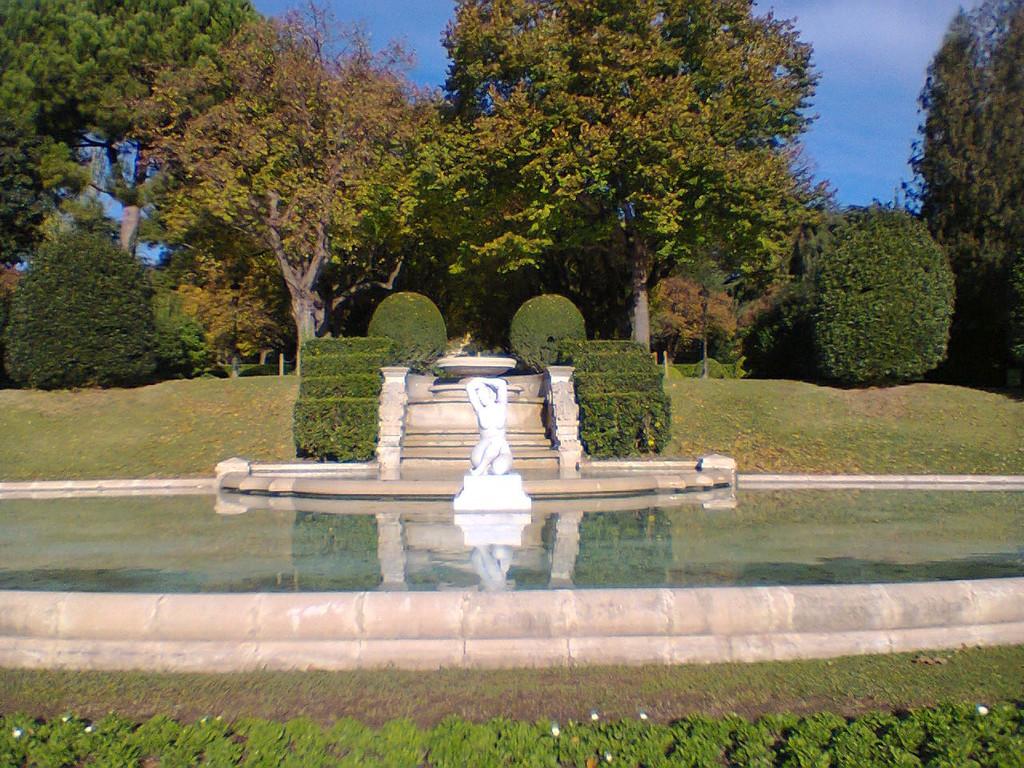 Pedralbes: um passeio pelo Parque!!