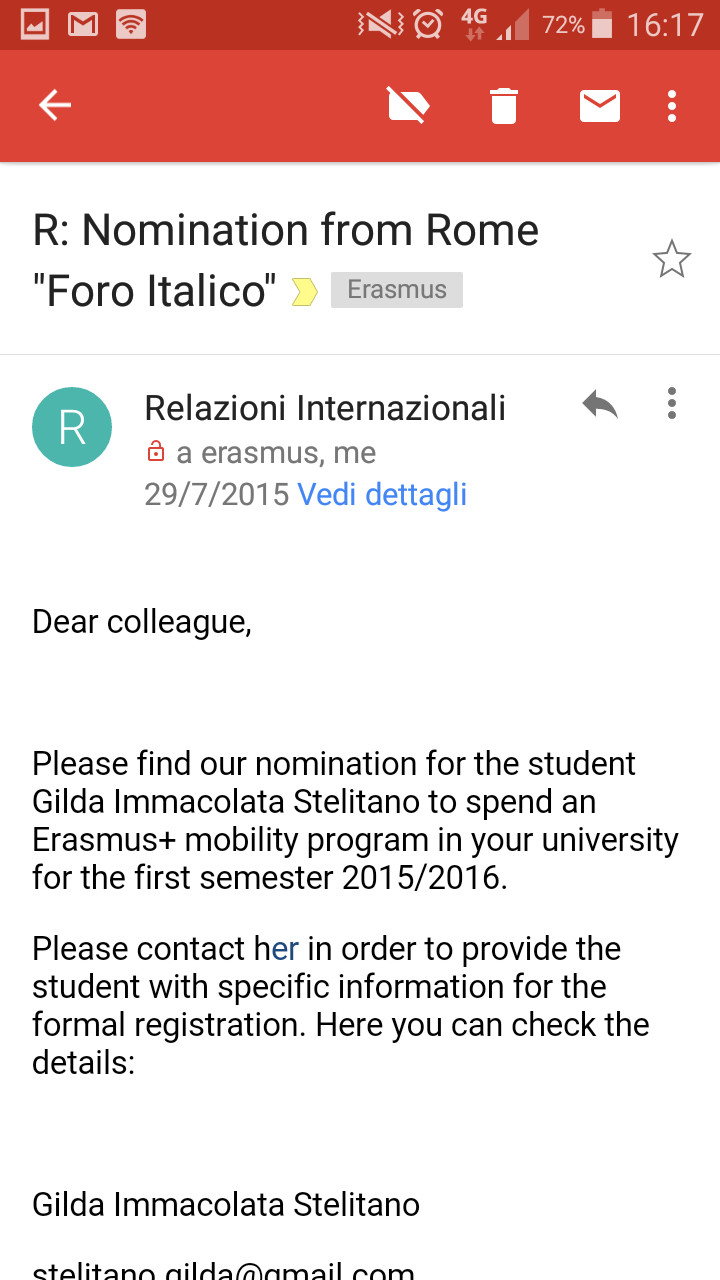 Pepeleo Erasmus: ¡sálvese quien pueda!