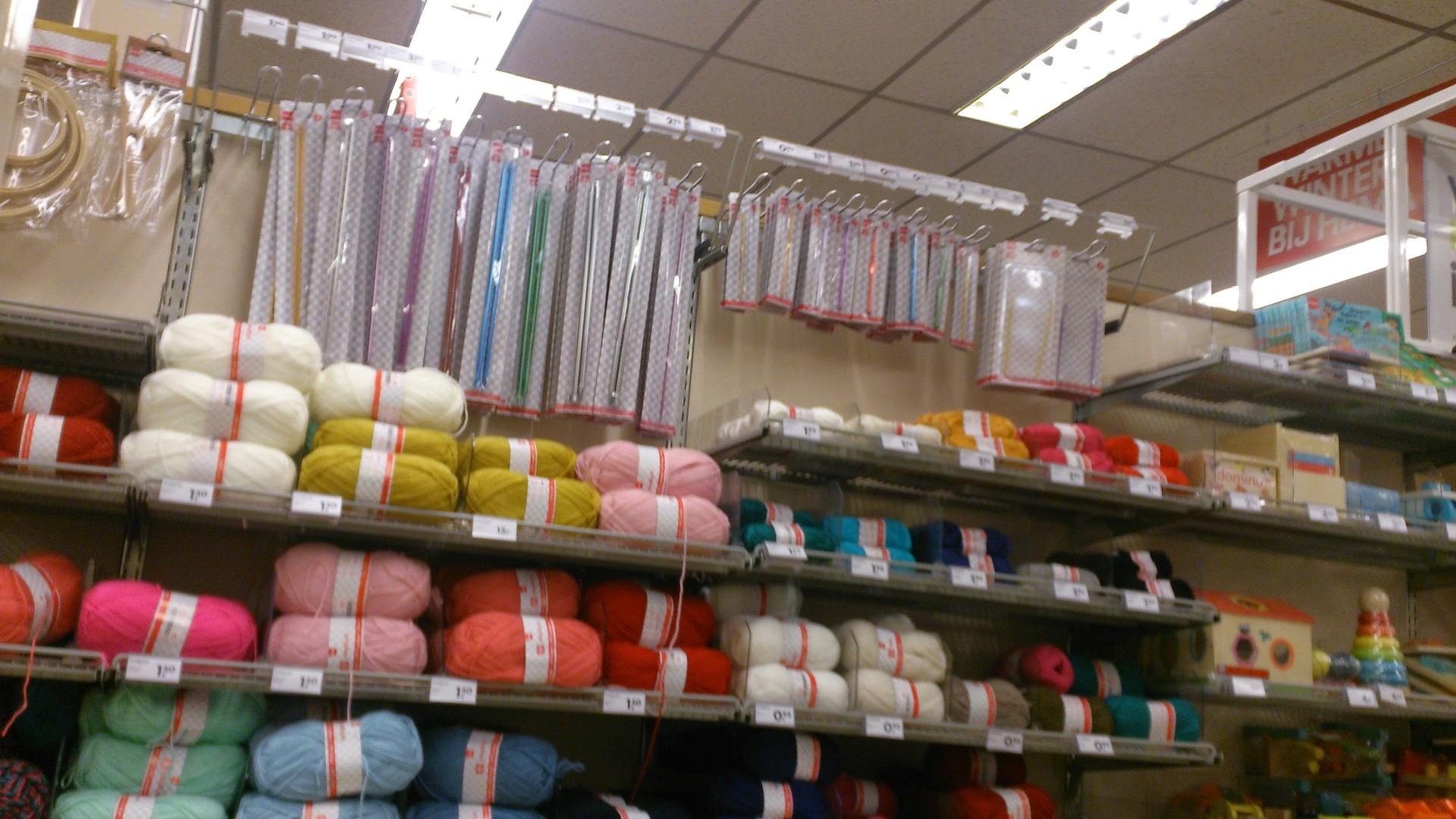Perline e lavoro a maglia
