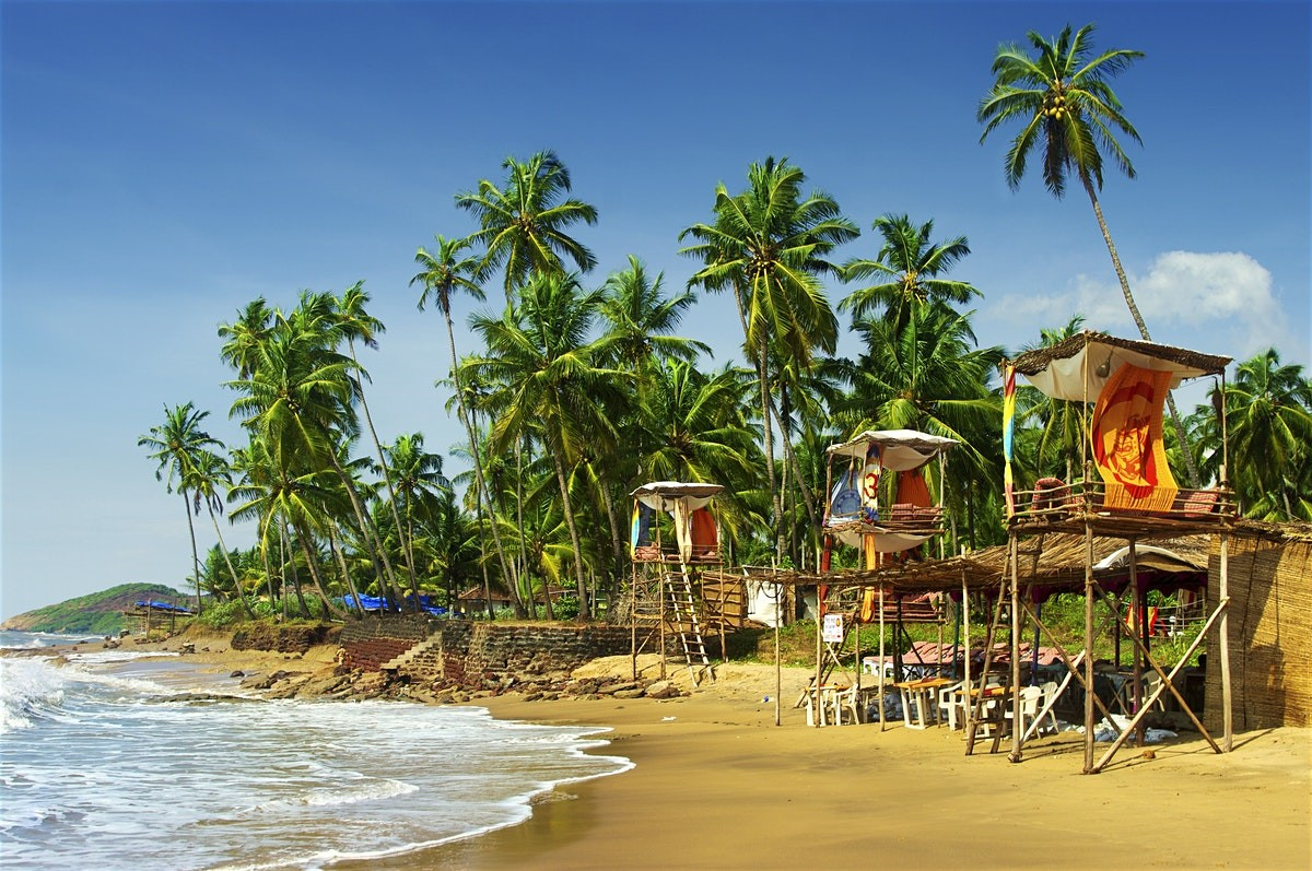 Piękne plaże, najlepsze owoce morza i alkohol