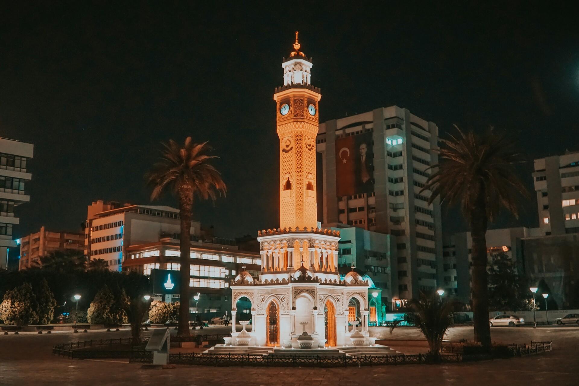 Pinar's Erasmus Experience in Izmir, Turkey