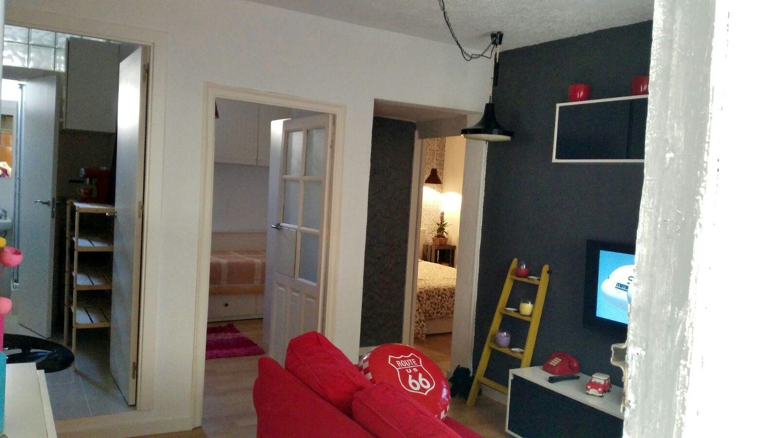 Piso 2habitaciones madrid centro embajadores alquiler for Alquiler pisos madrid