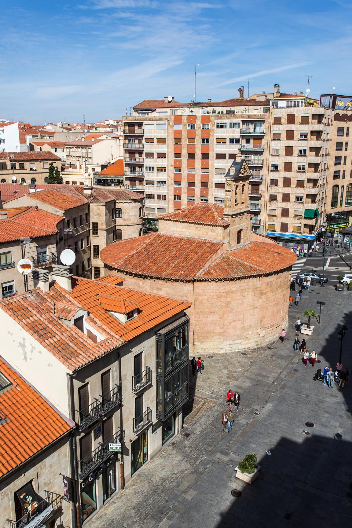 Piso Amplio Y Soleado En El Centro De Salamanca Alquiler