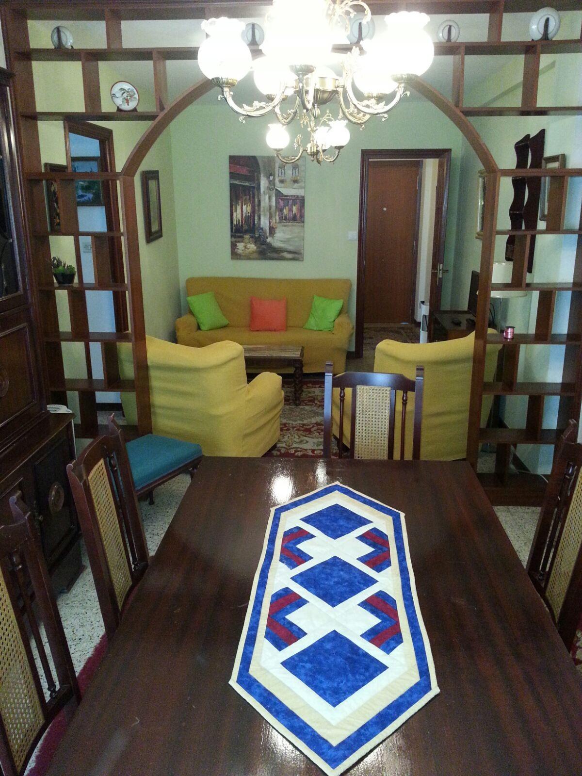 Piso campus norte 3 habitaciones alquiler pisos santiago for Piso santiago de compostela