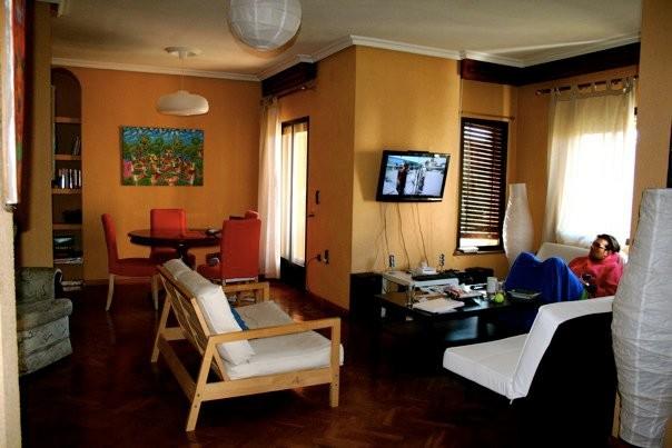 Piso c ntrico amplio y luminoso 200m2 5 habitaciones for Piso 5 habitaciones